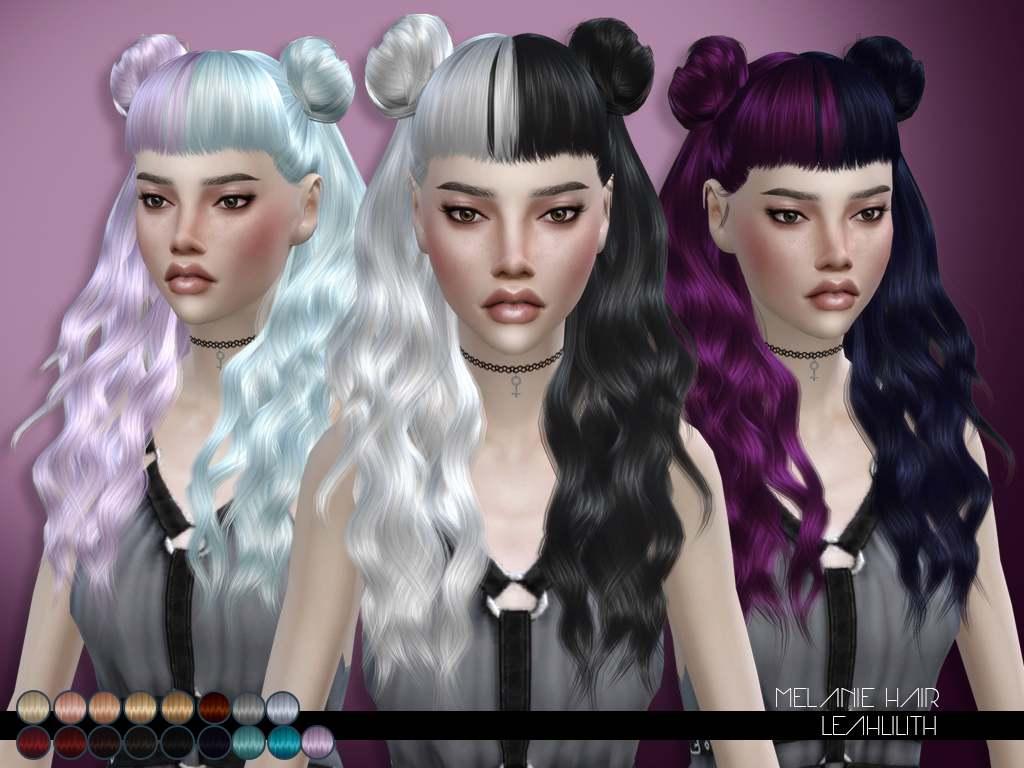 Прическа - Melanie Hair