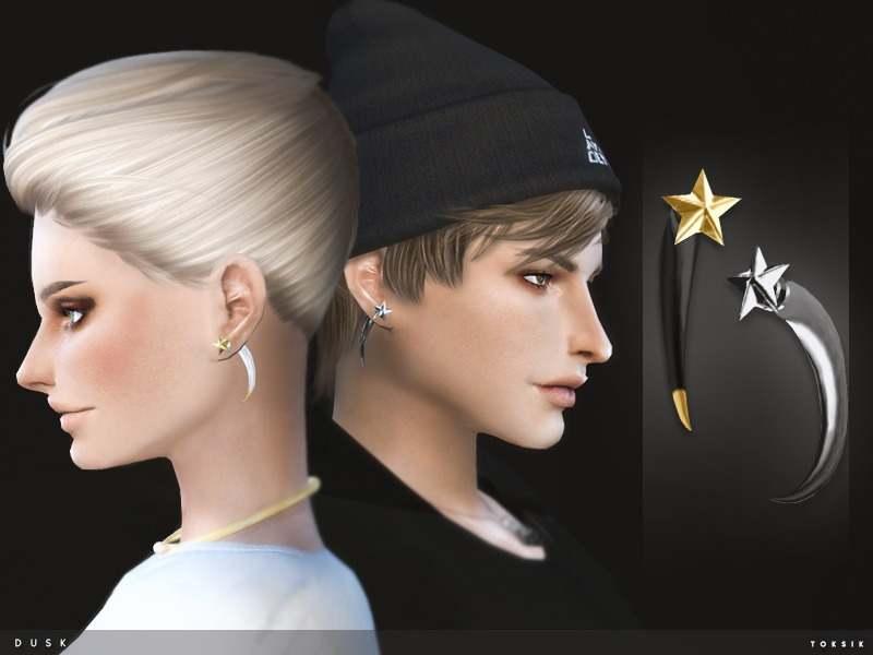 Серьги - Dusk Earrings
