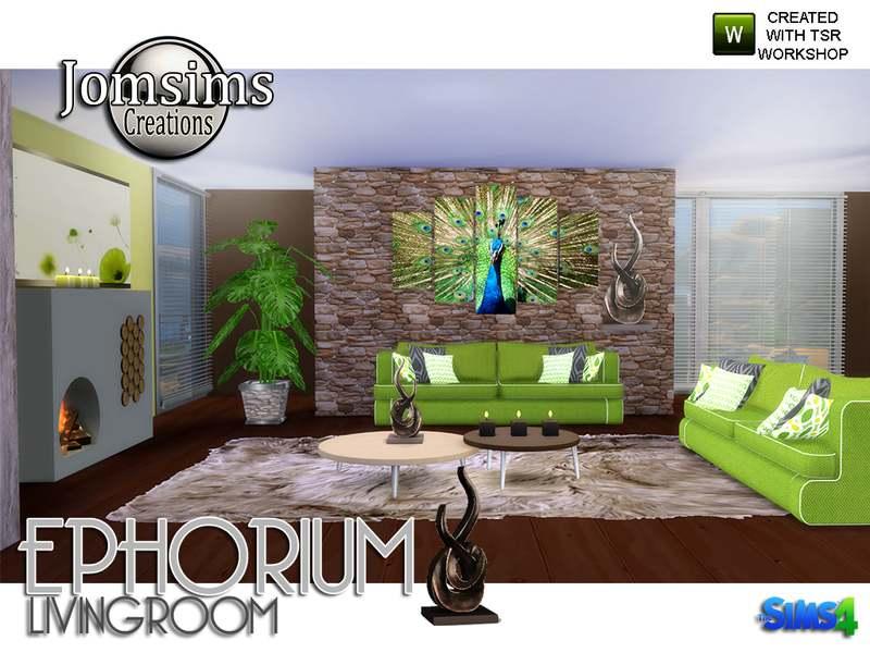 Гостиная - Ephorium Living Room