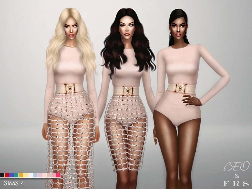 Коллекция женской одежды - BALMAIN INSPIRATION COLLECTION
