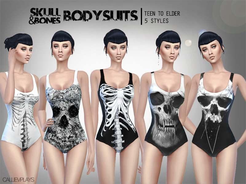 Купальник - Skull&Bones