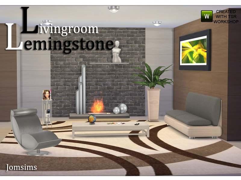 Гостиная - Living Room Lemingstone
