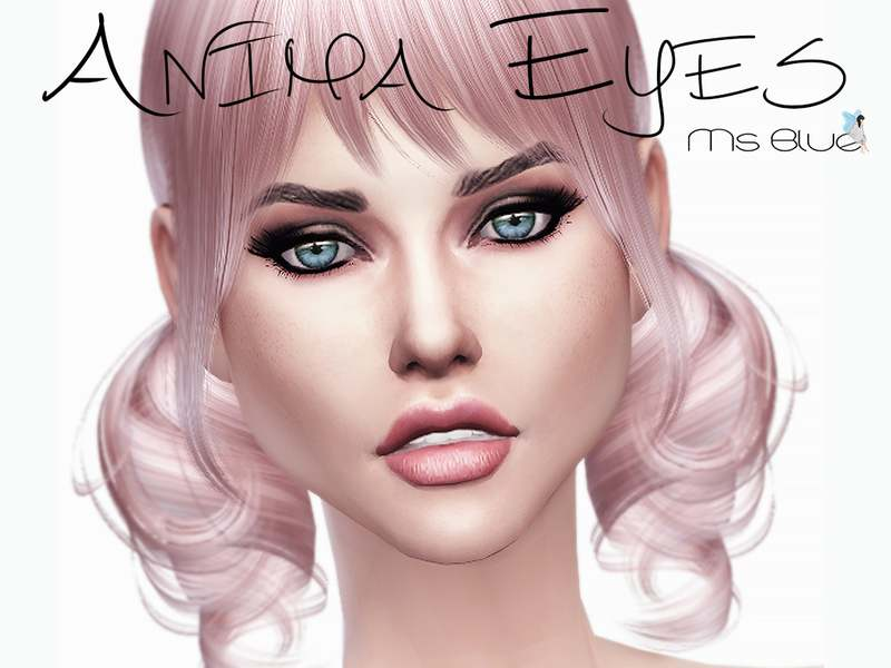 Линзы и глаза - Anima Eyes