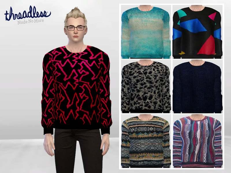 Свитер - Popo Cozy Sweaters