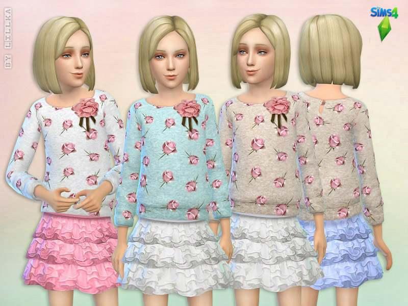 Комплект для девочки - Tutu Sweet