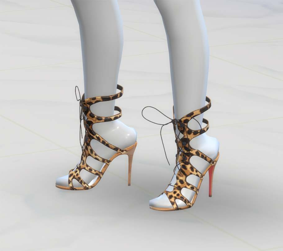 Босоножки - Christian Louboutin Sandals