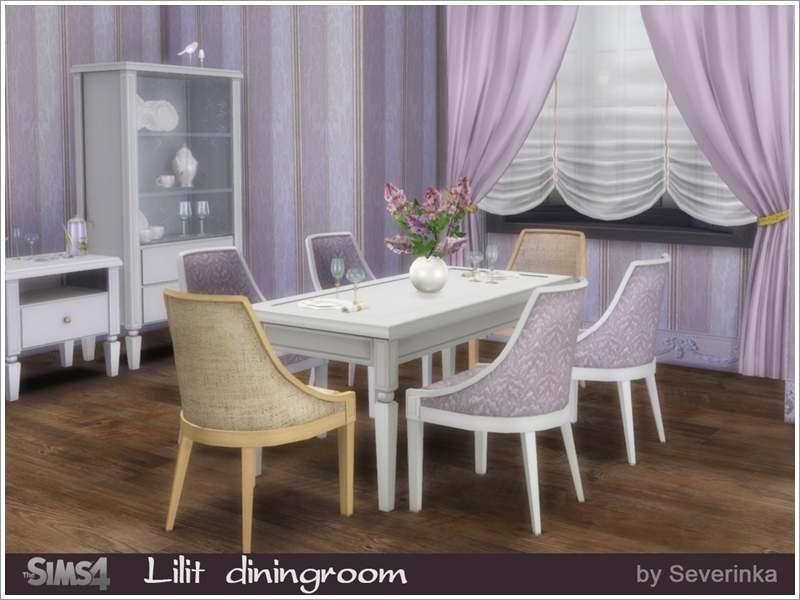 Столовая - Lilit diningroom