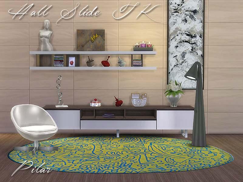 Холл - Hall SlideTK