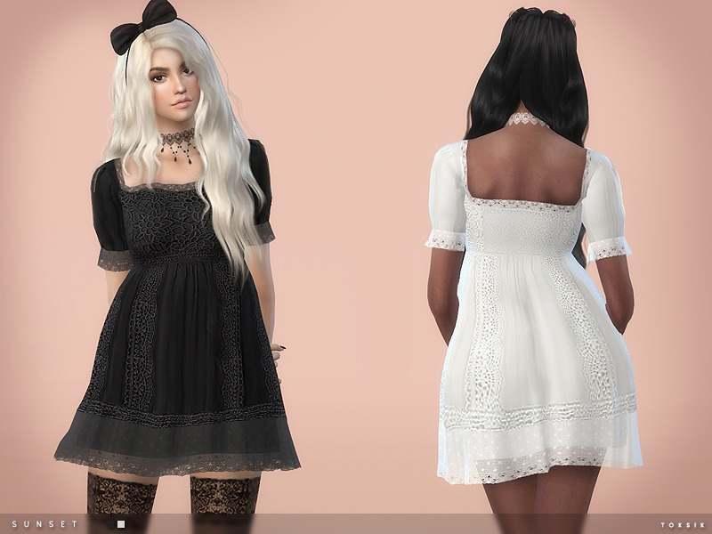 Платье - Sunset Dress