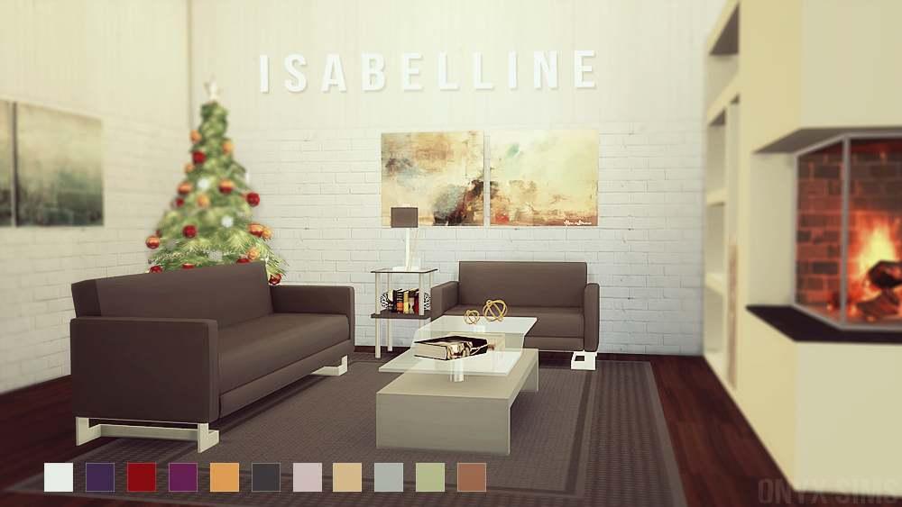 Гостиная - ISABELLINE
