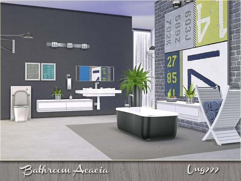 Ванная комната - Acacia
