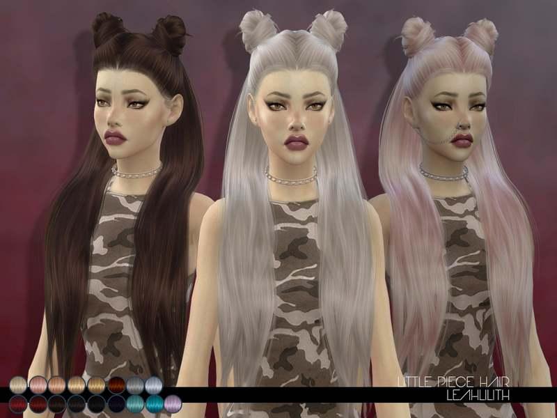 Женская прическа - Little Piece Hair