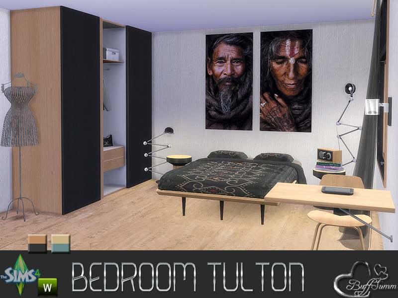 Спальня - Tulton Bedroom
