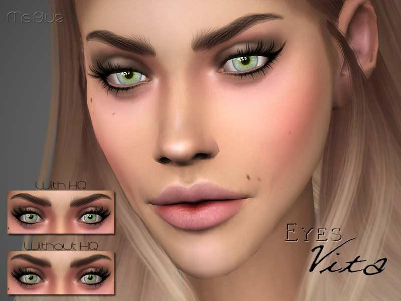 Линзы - Eyes Vita HQ