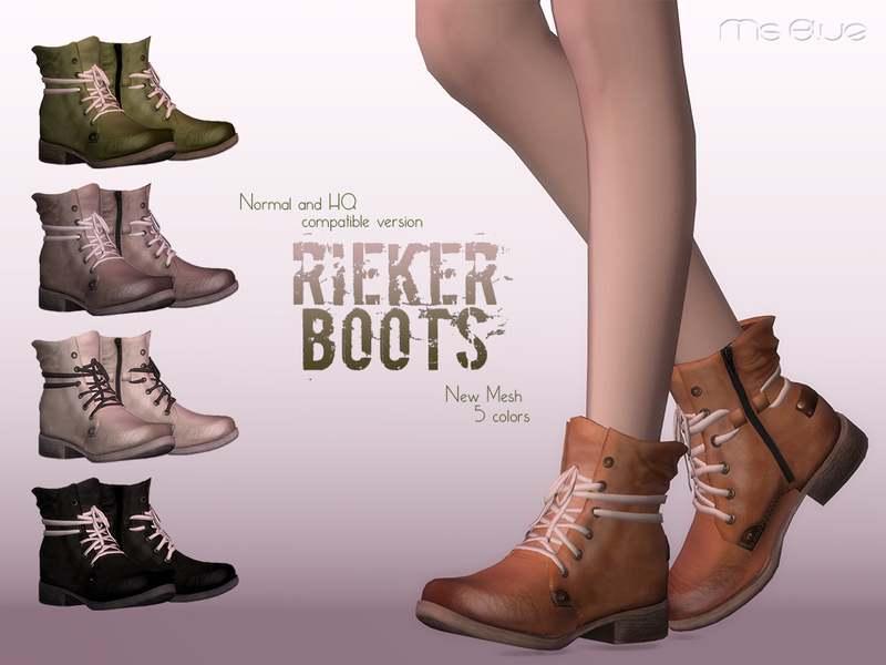 Женские ботинки - Rieker Boots