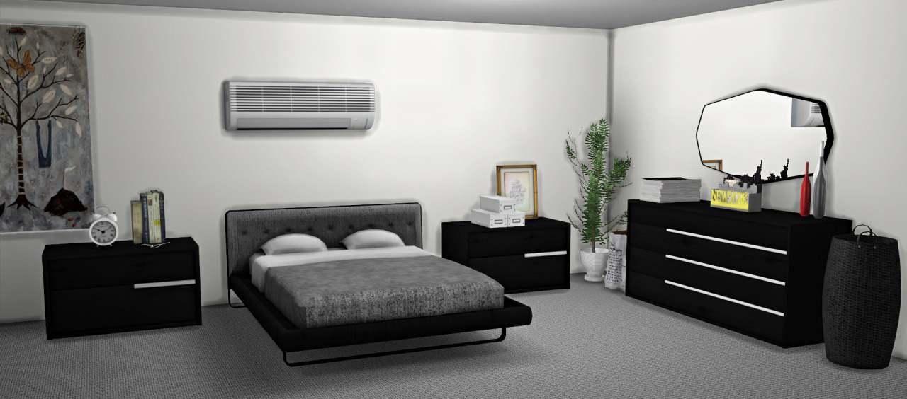 Спальня - TRINITY