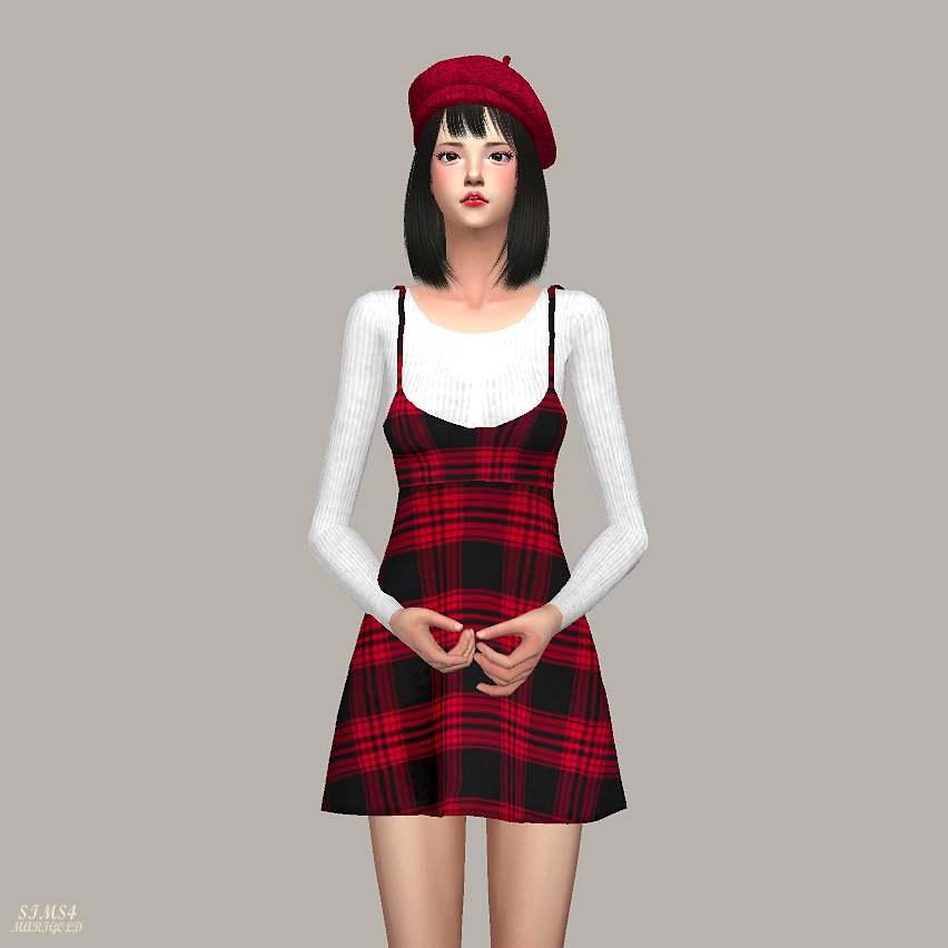Платье - A Dress_A