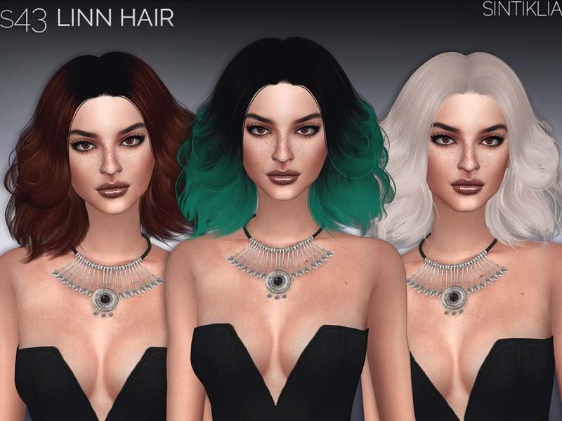 Прическа - Linn Hair