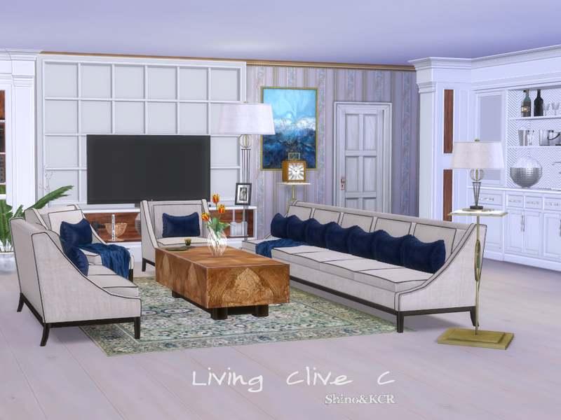 Гостиная - Livingr Clive C