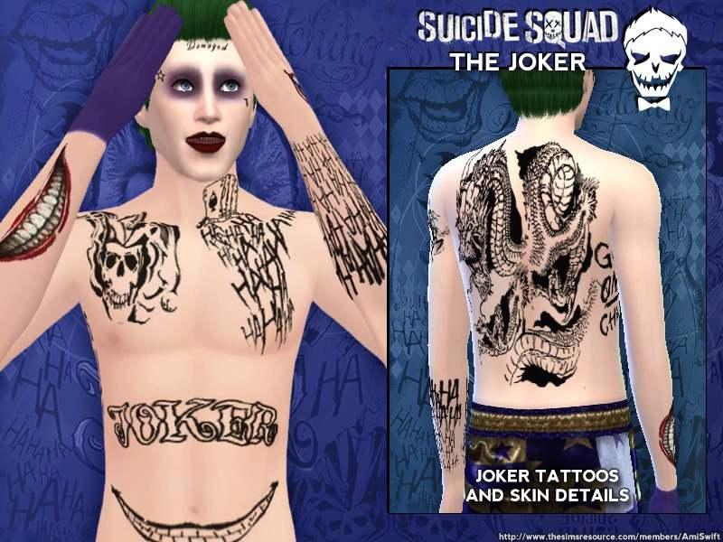 Набор Джокера - Suicide Squad's The Joker Set