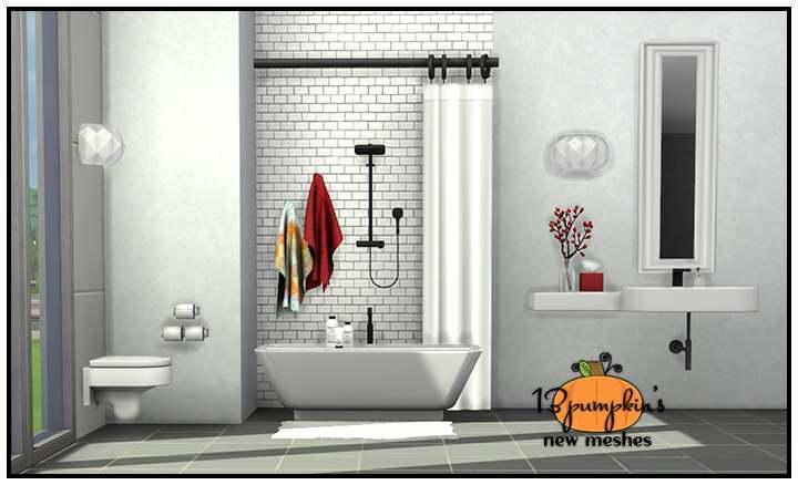Ванная комната - Senza Bathroom
