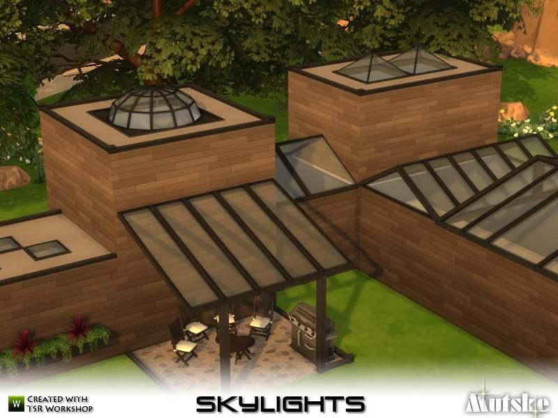 Набор мансардных окон - Skylights