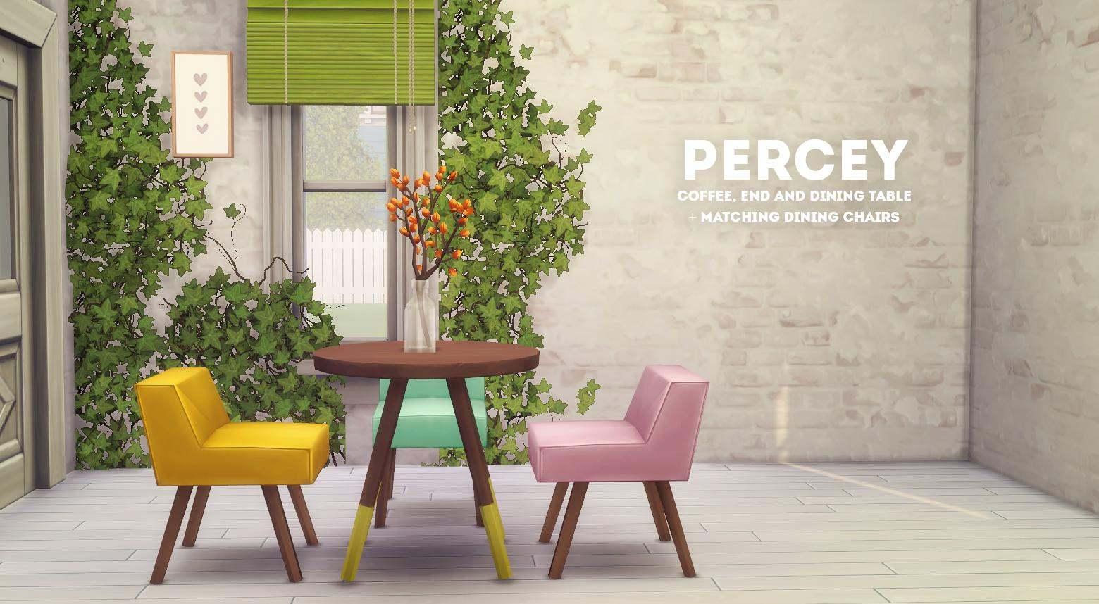 Набор мебели - PERCEY