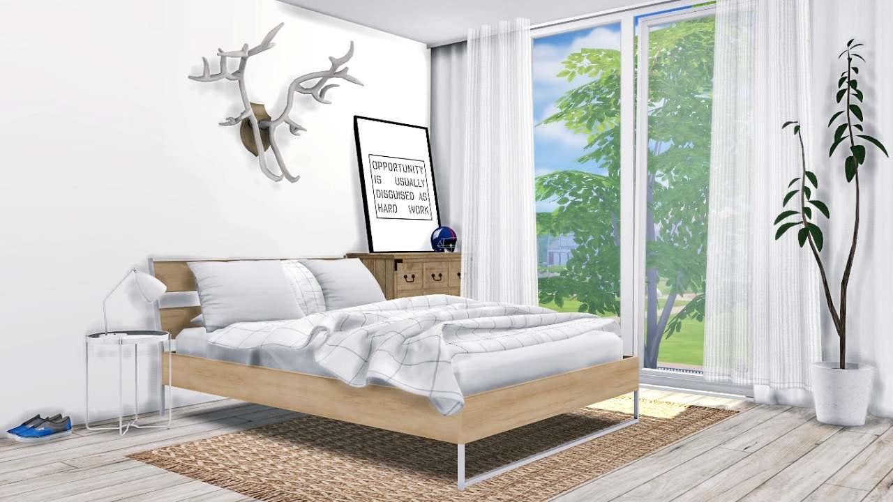 Спальня - Bedroom #11