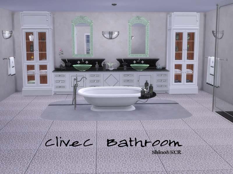 Ванная комната - Bathroom CliveC Contemporary