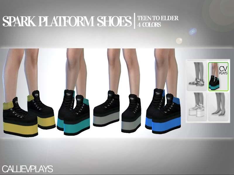 Сникеры - Spark Platform boots