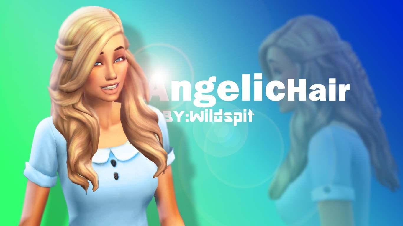 Женская прическа - AngelicHair
