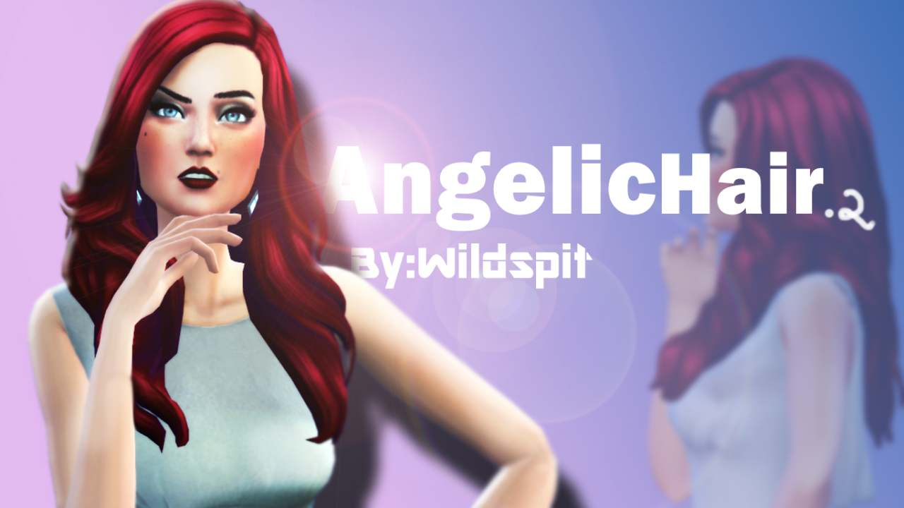 Женская прическа - AngelicHair.2