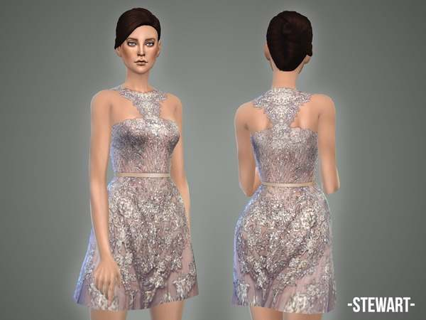 Платье - Stewart