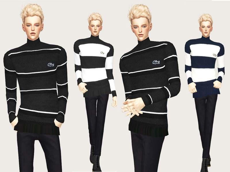 Свитер - Lacoste sweater