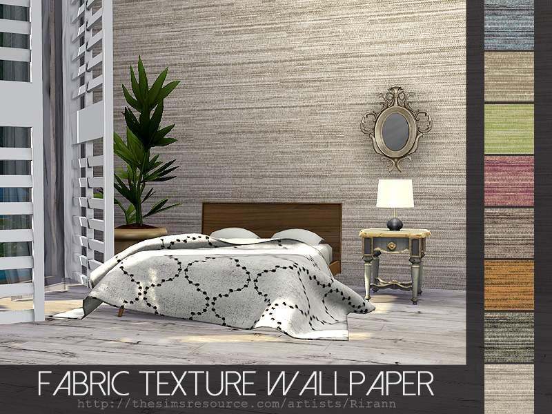 Обои - Fabric Texture Wallpaper