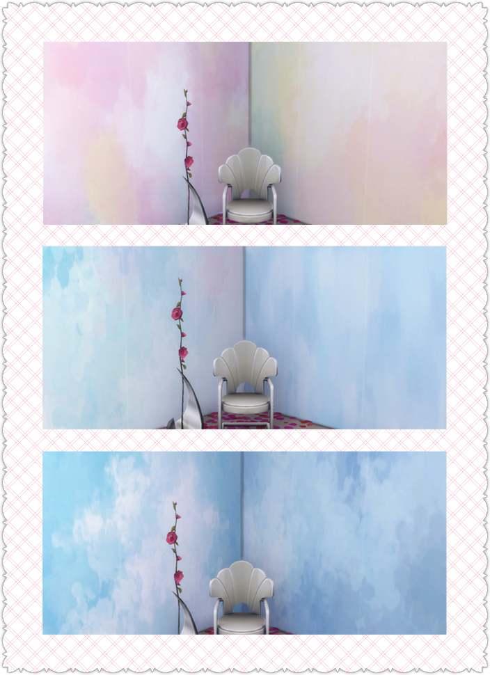 Фотообои - Girlish Walls 1