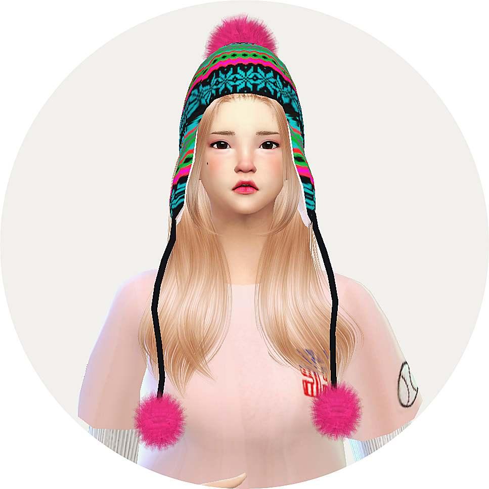 Шапка - Ear flap hat