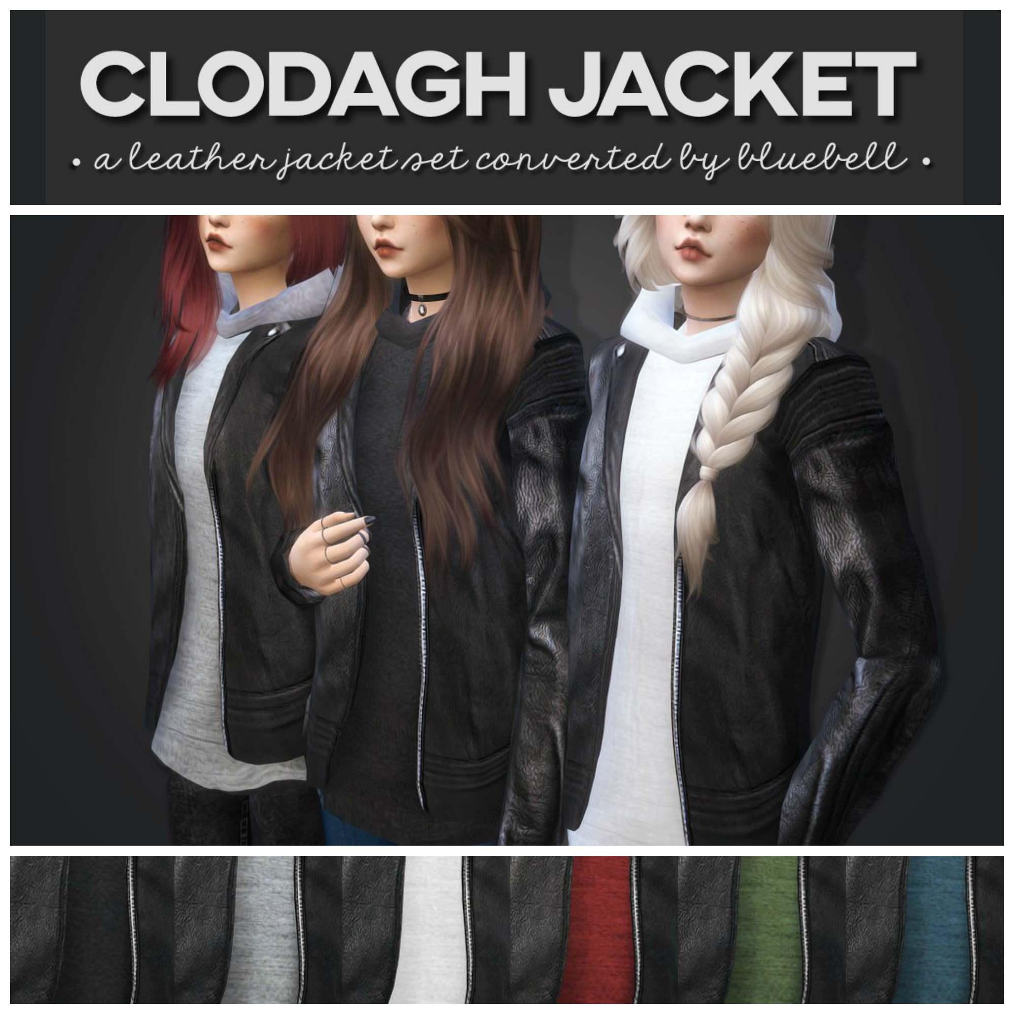 Куртка - Clodagh Jacket