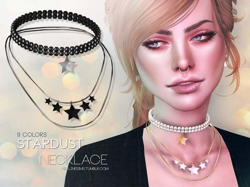 Комплект украшений - Stardust Necklace