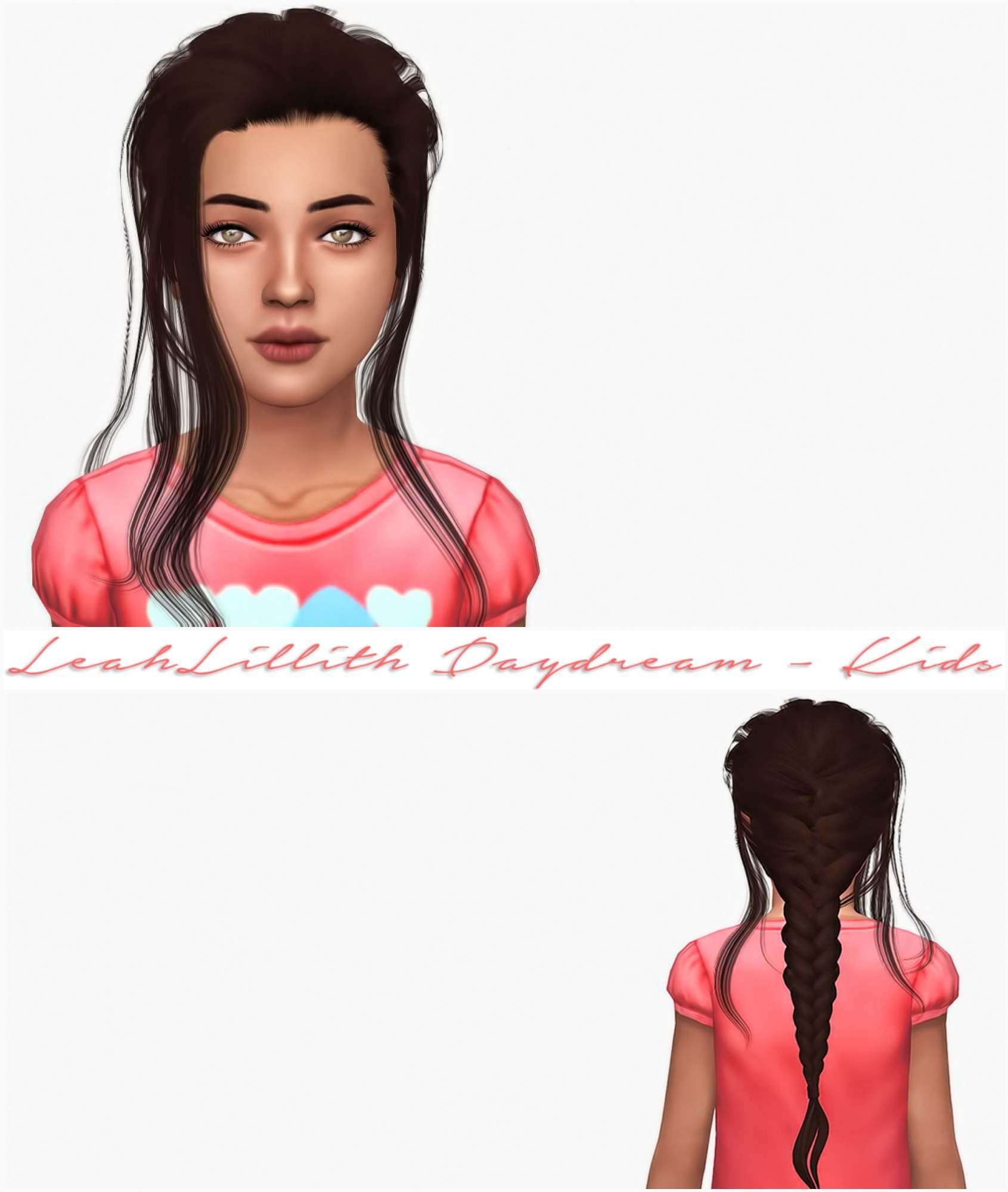 Прическа для девочки - LeahLillith Daydream - Kids