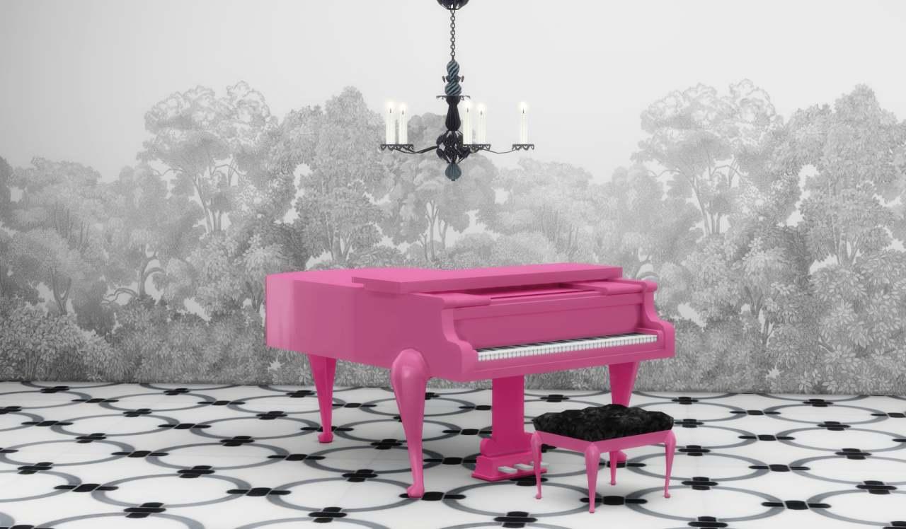 Рояль - Modern Grand Piano
