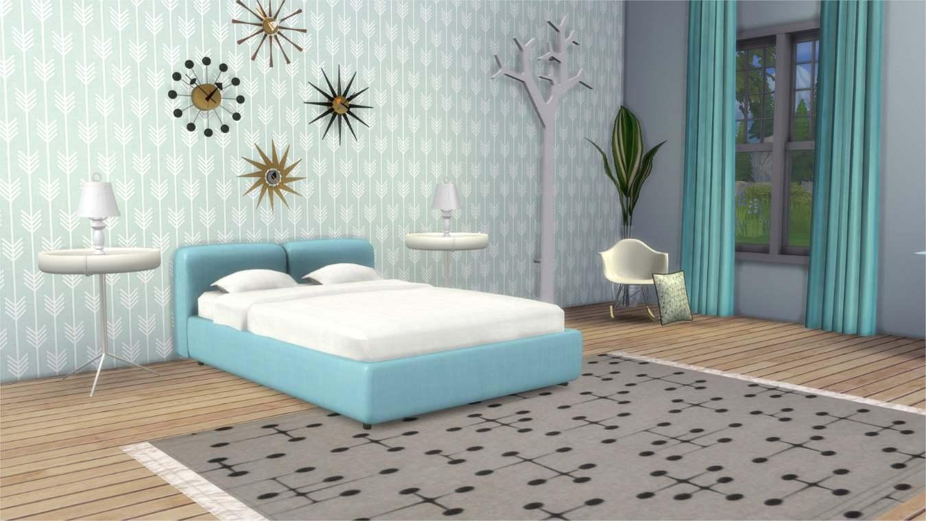 Кровать - superoblong bed