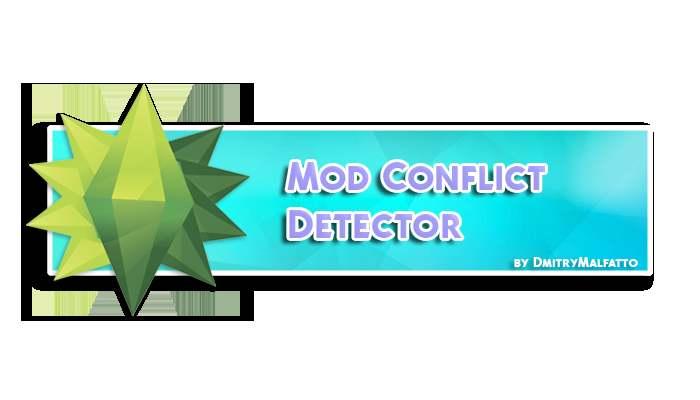 Поиск конфликтных модов - Mod Conflict Detector