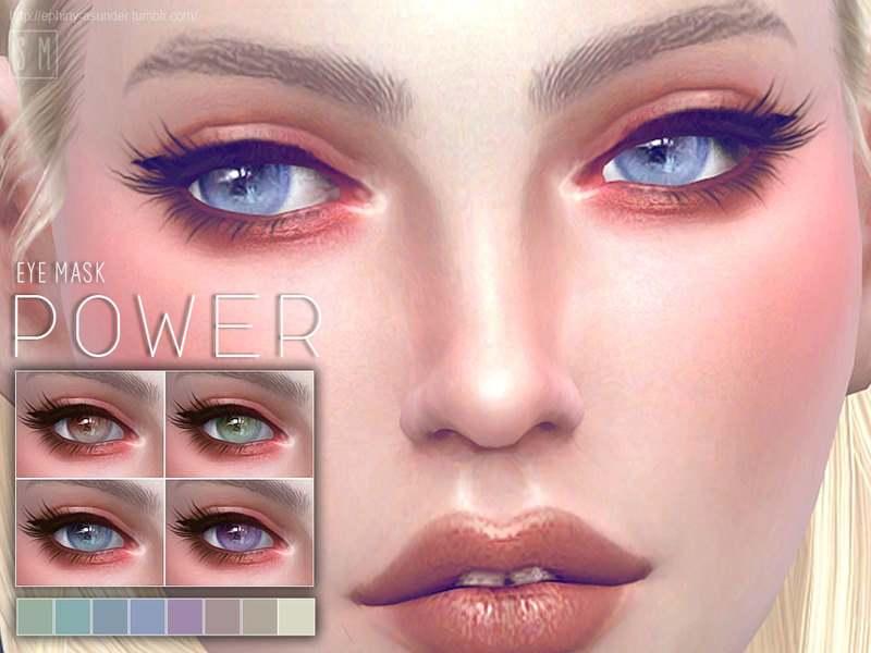 Линзы - Power