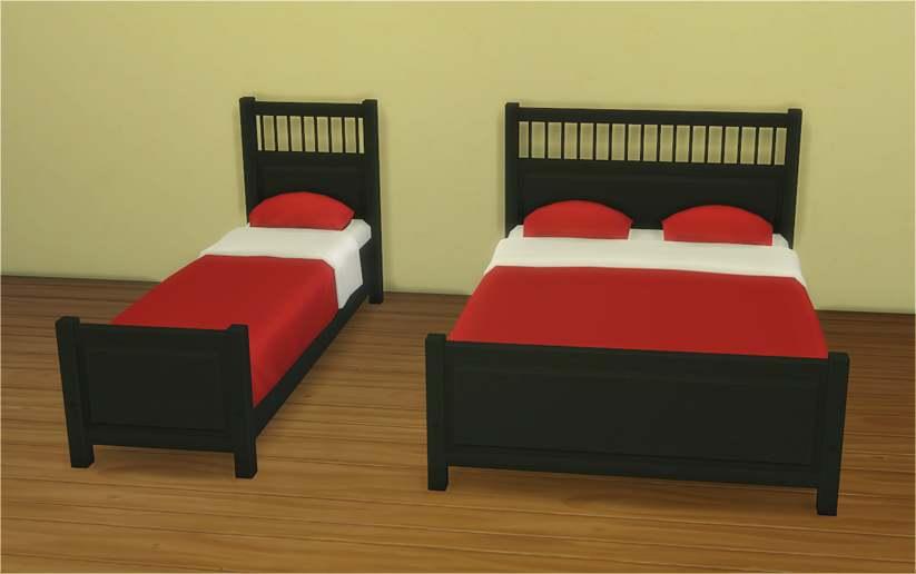 Набор мебели для спальни - IKEA HEMNES Bedroom & Mattresses for Bed Frames