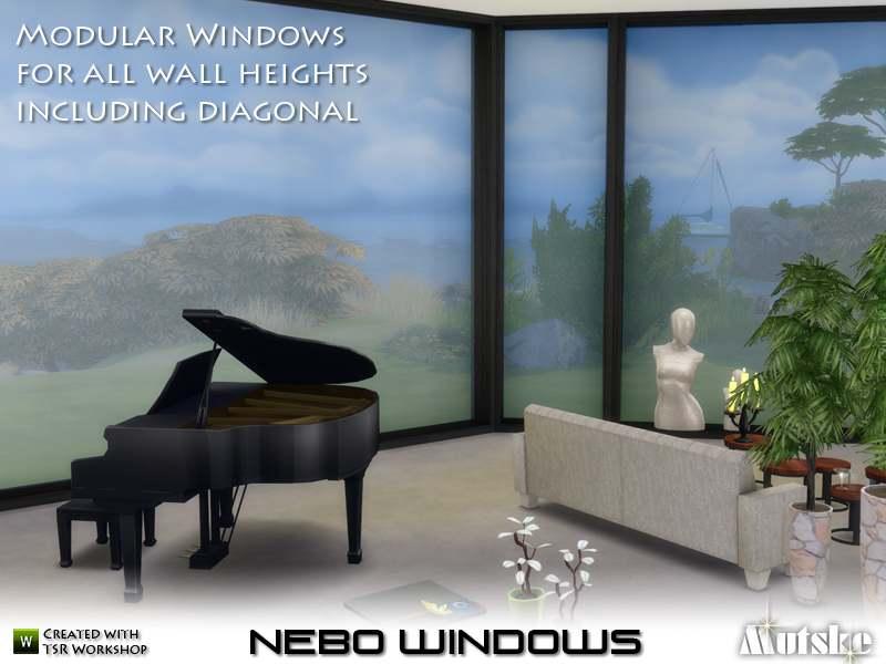 Набор Окон - Nebo Windows
