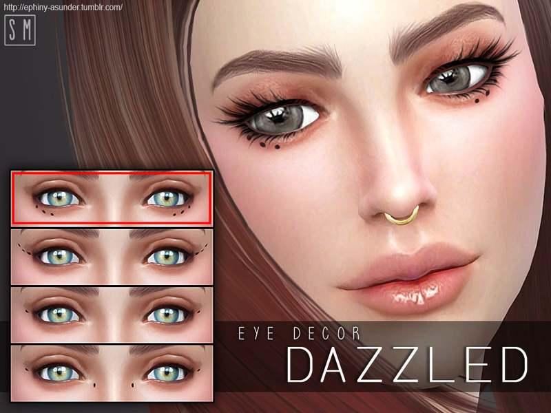 Декор для глаз - Dazzled