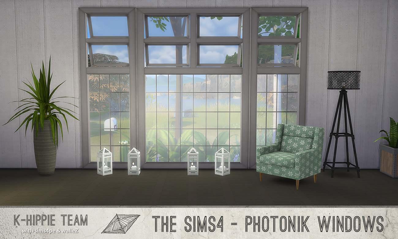 Набор окон - Photonik Windows