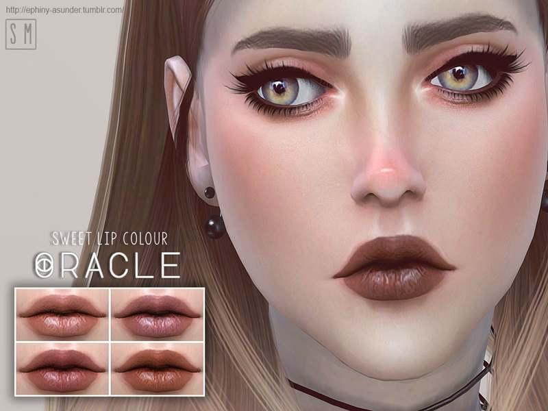 Помада - Oracle
