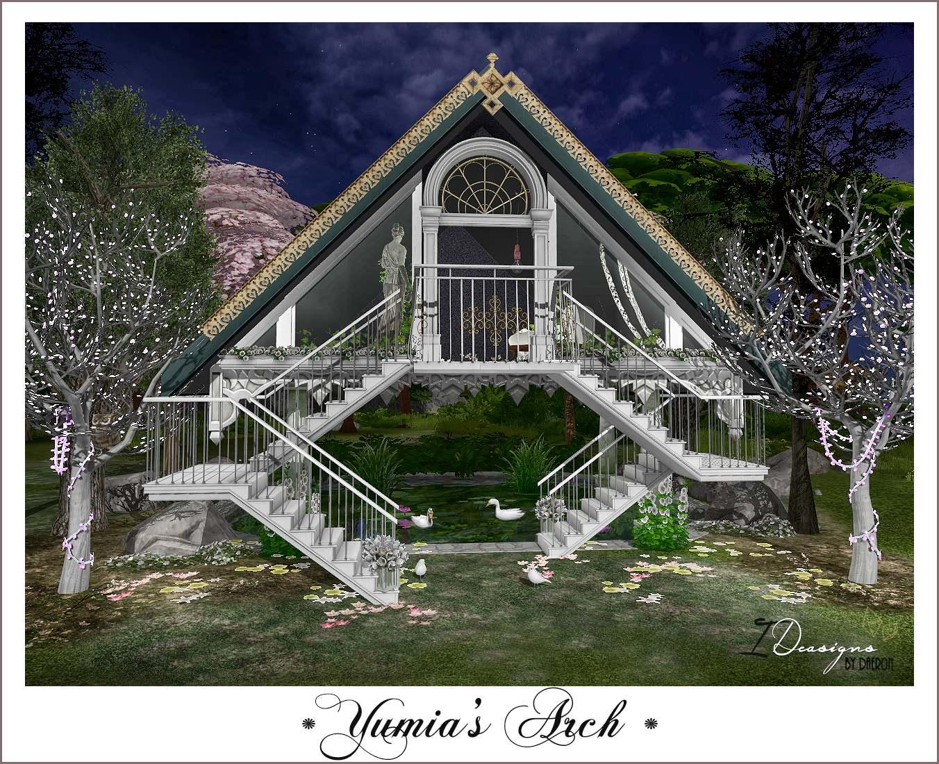 Арка - Yumia's Arch